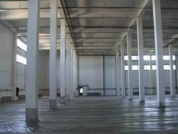 Последние свободные площади второй очереди складского комплекса.