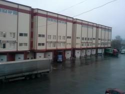Введение в эксплуатацию второй очереди складского комплекса.