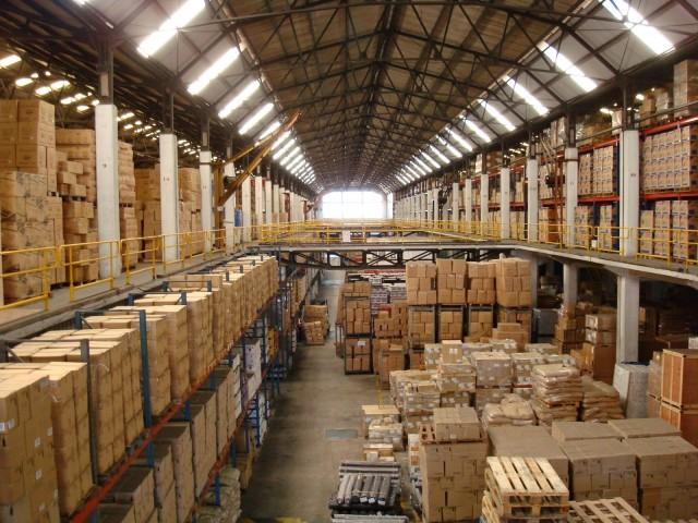 Региональная торговая заказала склад у федерального девелопера