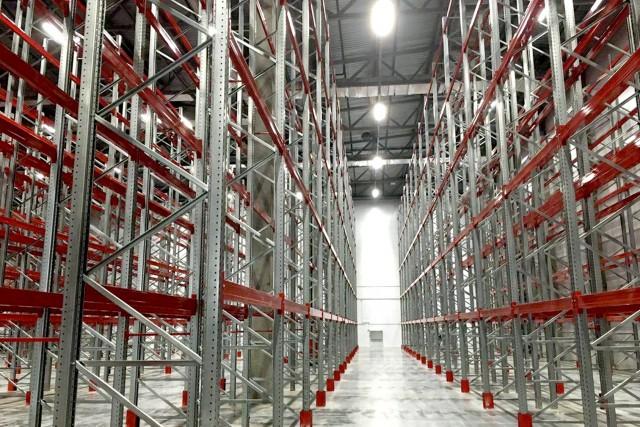 В Люберцах возведен новый складской комплекс