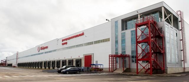 «Пятерочка» стала арендатором в «Логопарк Север-2» на десять лет