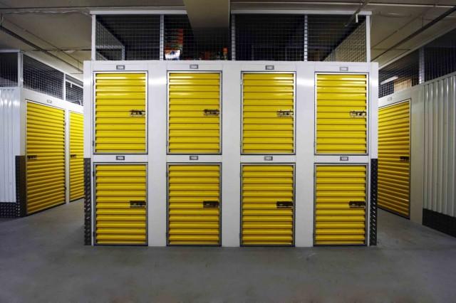 Западный рынок складов индивидуального хранения