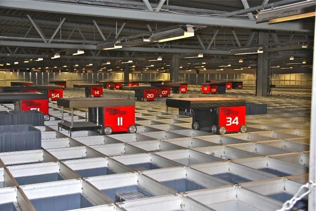 Перспективы внедрения систем типа WMS на российских складах