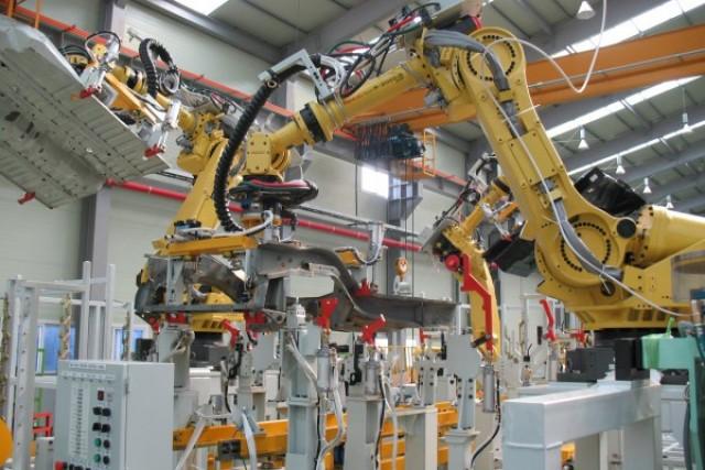 Разработан первый российский складской робот