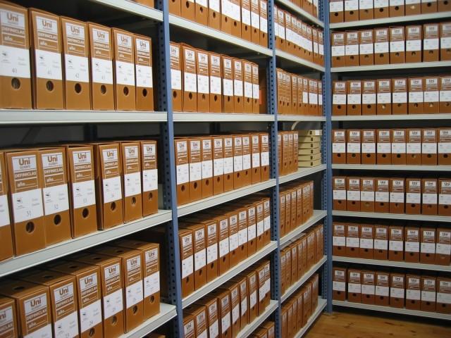 Способы организации грамотного хранения