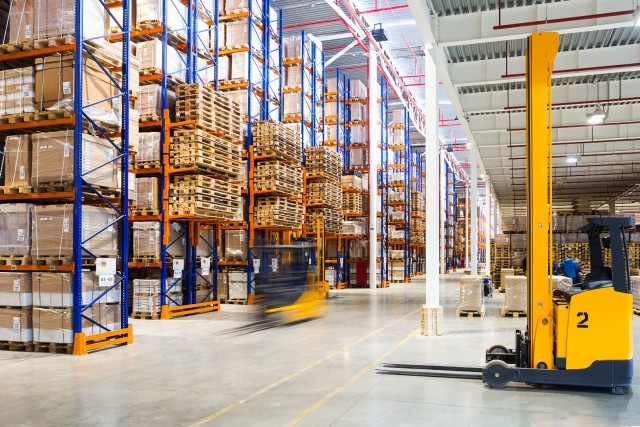 Классификация складов