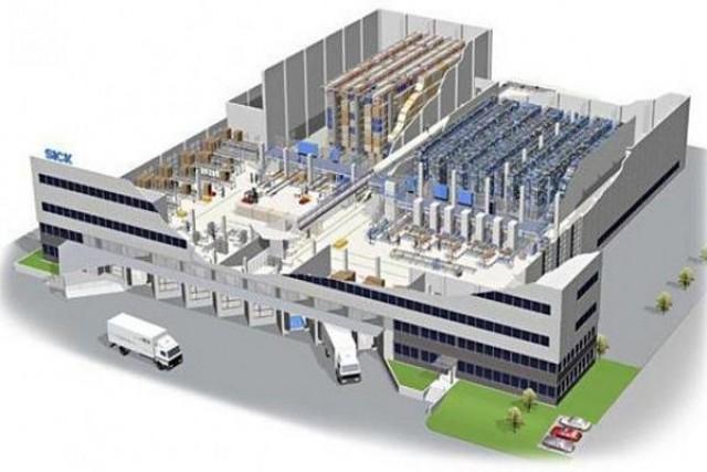 Частичная автоматизация ожидает склады столичного региона