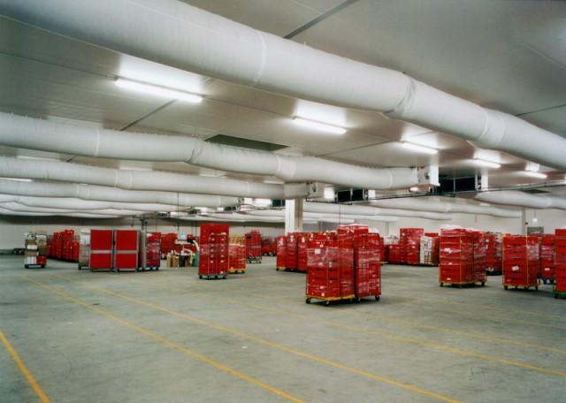 Основной спрос на склады формируют промышленные компании