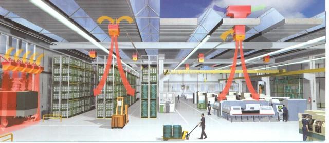 Энергоэффективные склады не только престижны, но и выгодны
