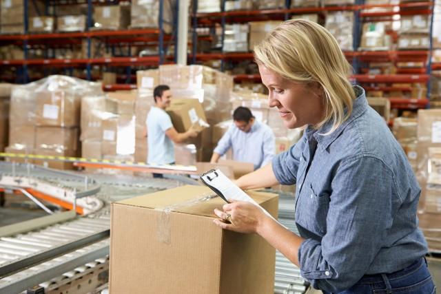 Работа с комплектацией заказов на складе