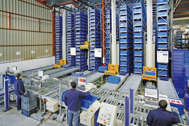 Психологические аспекты автоматизации складов