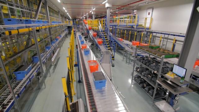 Применение технологии радиочастотной идентификации на современных складах