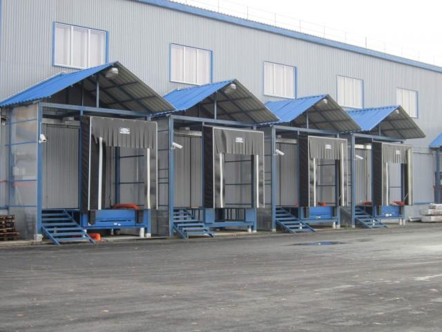 Микроклимат складского помещения
