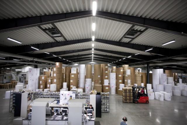 Выбор склада для производственных целей