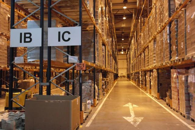 Выбор помещения под склад