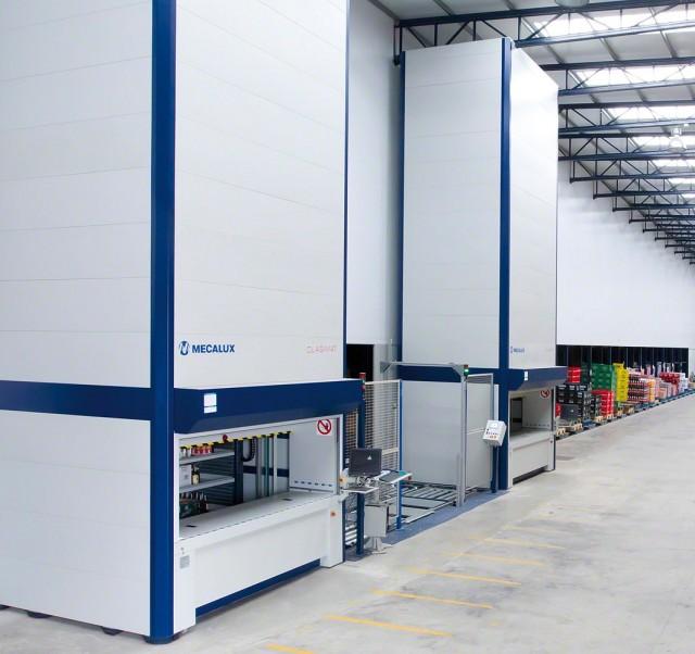 Автоматизированные системы хранения – новое слово в оборудовании склада