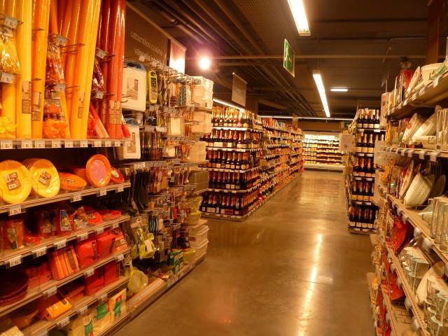 Особенность продуктовых складов