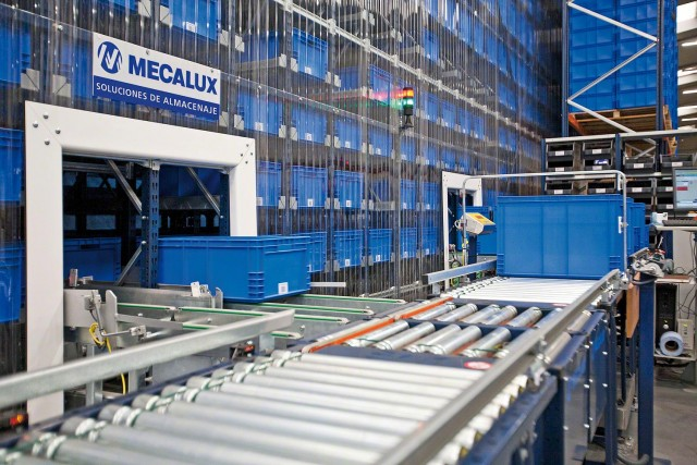 Актуальные технические решения автоматизации склада