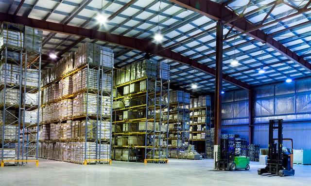 Выбор склада в зависимости от функционала
