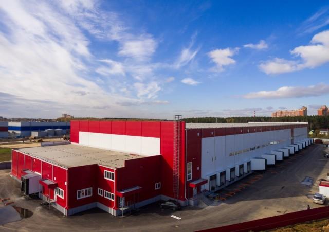 Высокий спрос стимулирует строительство мультитемпературных складов