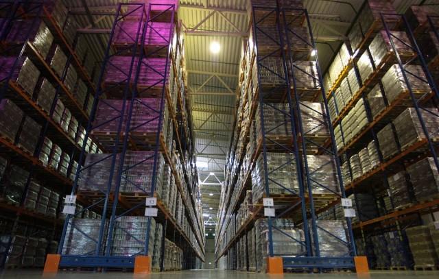 Эффективная реорганизация склада