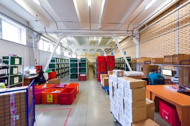 Некоторые особенности организации складского хранения