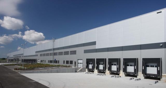 В столице увеличился объём ввода складских площадей
