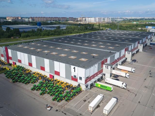 2020 год станет рекордным по вводу складских площадей в Санкт-Петербурге