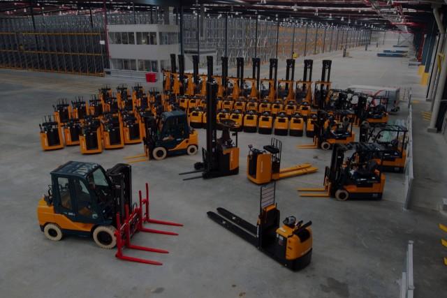 Эксплуатация складской техники в условиях низкотемпературного склада