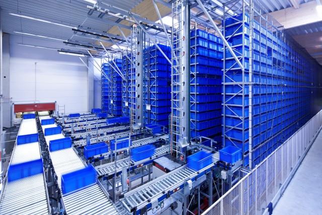 Уровень готовности российских складов к роботизации и полной автоматизации