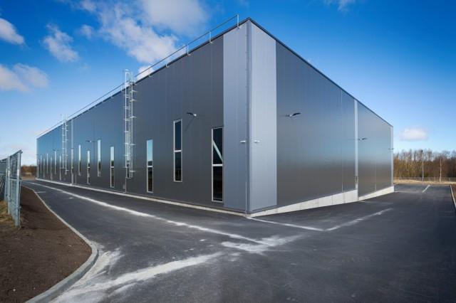 Охрана внутренних зон склада