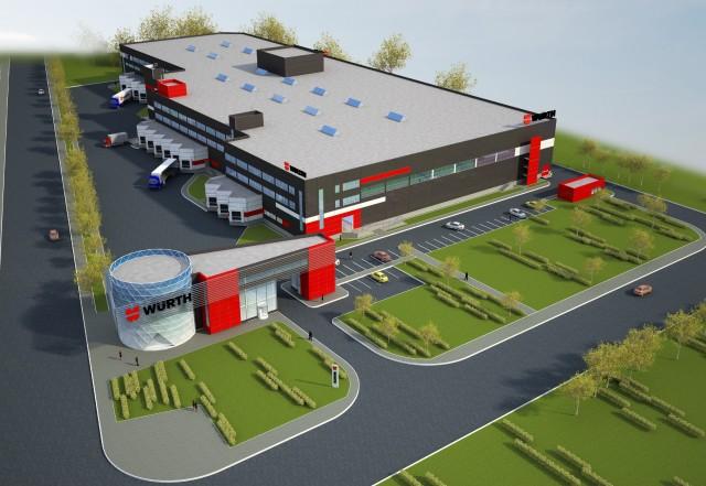 Строительство новых складов в Подмосковье откладывается